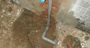 Cách sửa đường ống nước âm tường bị rò rỉ